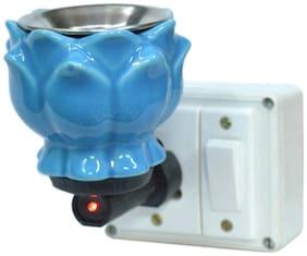 TryoKart Electric Lotus Shape Ceramic Kapoor Dani