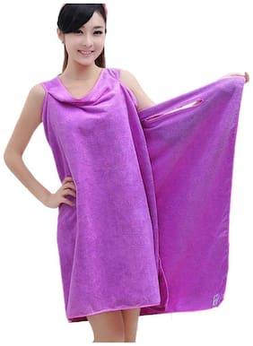 tryokart Microfiber Women  Bath Towel Wearable Beach Towel Soft Beach Wrap Skirt Super Absorbent Bath Gown