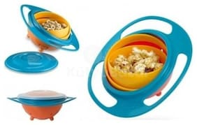 Tryokart Universal Gyro Magic Bowl 360 deg Rotation for Kids