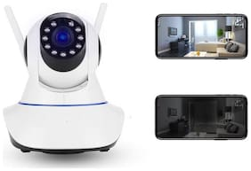 TSV  Made of Best Quality WiFi Wireless 109HD P10P IP CCTV Camera Indoor Security with Stream Live Video