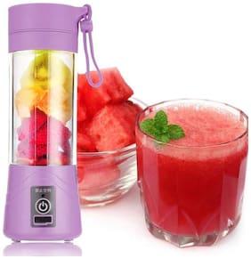 TSV Portable Multi-Purpose Electric Personal Juicer Sports Bottle Protein Shaker Mixer Smoothie Maker Blender