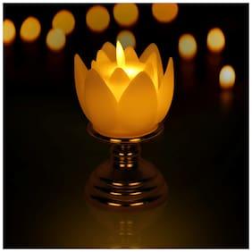 Tuelip Plastic Multi Candle