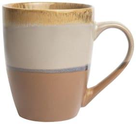 Tuelip Glosy Designer Handcrafted For Gifting & Office Use Tea & Coffee Mug (320 Ml)