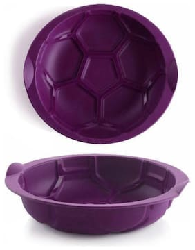 Tupperware Football Cake Mold 1pc