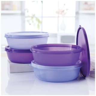 Tupperware Multipurpose Bowl 1L 4pc