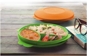 Tupperware Divided Plate 1pc