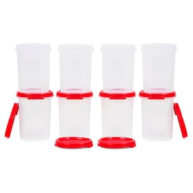 Tupperware Spice Storer MM Round #2 440ml 8pc