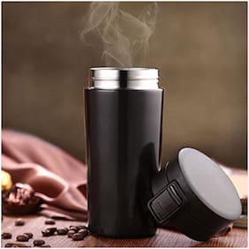 DANNYBOYZS Thermosteel Flask Set of 1 ( Assorted , Stainless Steel ,  300 ml )
