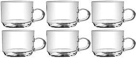 6 THAILAND TEA CUPS