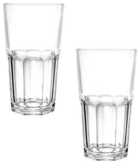 Dollar store UNION THAILAND CLEAR JUICE/BEER GLASS-PACK OF 2