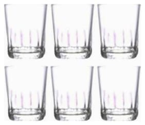 Dollar store 6 TEQUILA GLASSES
