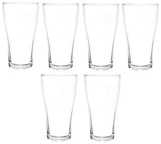 Dollar store 6 COCKTAIL GLASSES SET