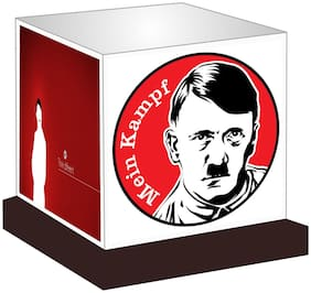 Unique Indian Crafts Adolf Hitler LED Night Lamp Gift for all occasions