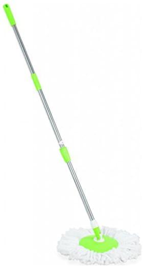 Universal Magic Mop 360 deg Rotating Mop stick , Mop Rod With 1 Refill