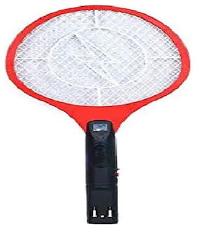 Universal Mosquito Racket Rechargeable Mosquito Repellent Killer With Led Assorted Colour And Design