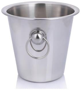 Urban Snacker Ice Bucket Plain With Knob & Ring 14 Cm