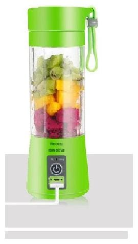 USB Mini Multipurpose Small Juicer Extractor Household Blender Mixer Electric Cup Portable Mobile Power External