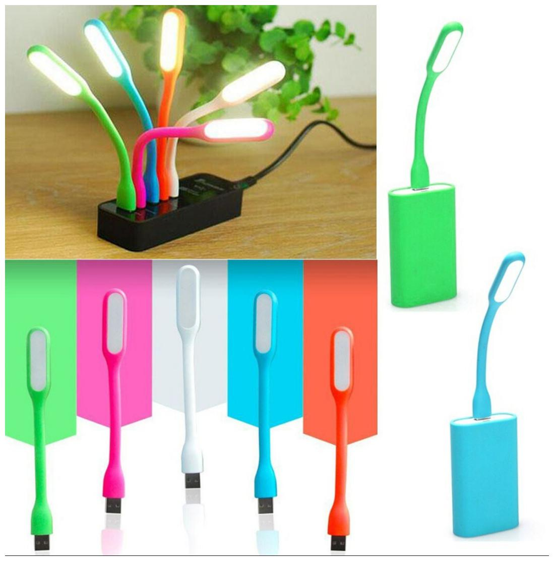 USB Portable LED Light Mini Lamp by Gifts Shoppe