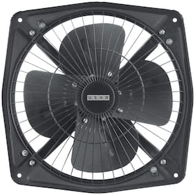 Usha 300 mm Aeroclean Plus Metal Exhaust- Goodbye Oil and Dust Exhaust Fan for Kitchen  Double Ball Bearing Longer Life