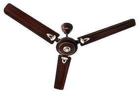 Usha Air King 1200 mm Standard Ceiling Fan ( Brown , Pack of 1 )