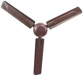Usha Airostrong Curve 1200 mm Decorative Ceiling Fan ( Metallic brown )