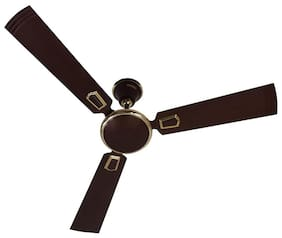 Usha Allure 3 Blades (1200 mm) Ceiling Fan (Executive Brown)