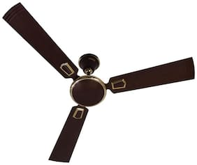 Usha ALLURE 1200 mm Ceiling Fan - Executive Brown