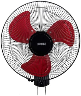 Usha 141024150R 400 mm Standard Wall Fan ( Red )