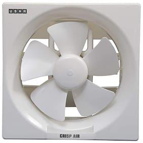 Usha Crisp Air 250 MM 5 Blade Exhaust Fan (White) Pack Of 1