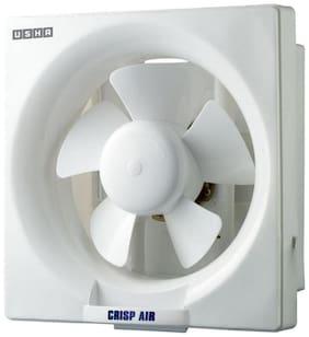 Usha Crisp Air 200 mm Economy Exhaust Fan ( White , Pack of 1 )
