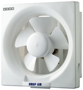 Usha CRISP AIR 200 mm Exhaust Fan - White