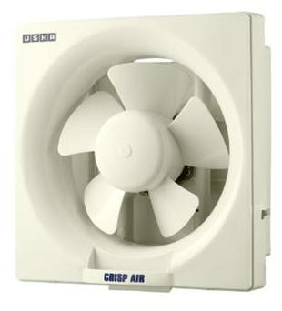 Usha Crisp Air 250mm Exhaust Fan (Ivory)