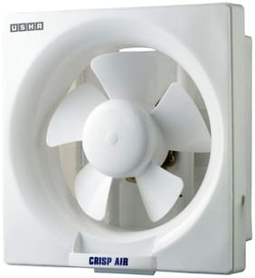 Usha CRISP AIR 200 mm Exhaust Fan - Pearl White