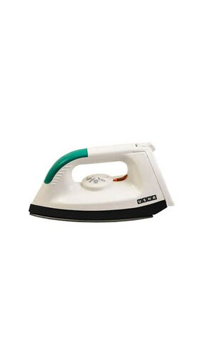 Usha EI 1602 1000 W Dry Iron (White & Green)