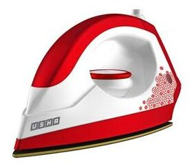 Usha EI 3302 Gold 1100W (Red)