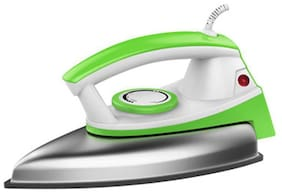 Usha EI 3402 1000 W Dry Iron (White & Green)