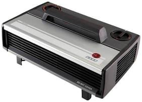 USHA FH812 Fan Room Heater (Black)