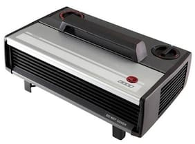 USHA FH812 Fan Room Heater (Black)
