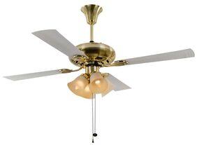 Usha Fontana Orchid 4 Blades 1280 mm Ceiling Fan (Gold)