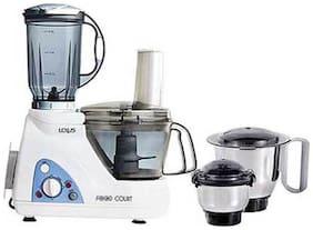 Usha Fp-2663600 600 w Food Processor ( White )