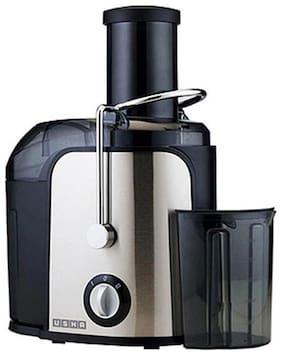 Usha JC 3240 400 W Juicer ( Black & Silver , No Jar )