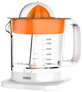 Usha JC 3420 30 W Juicer ( White , 1 Jar )