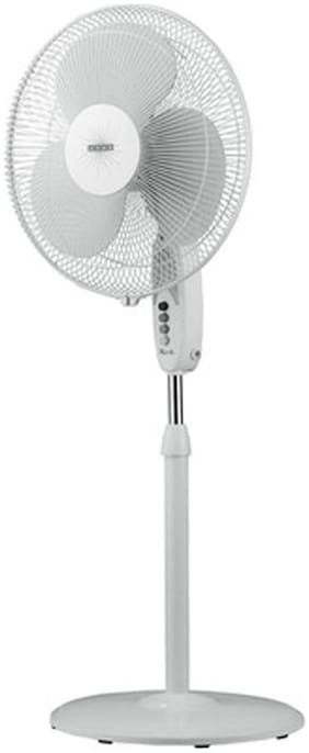USHA MISTAIR 400 mm Pedestal Fan - White
