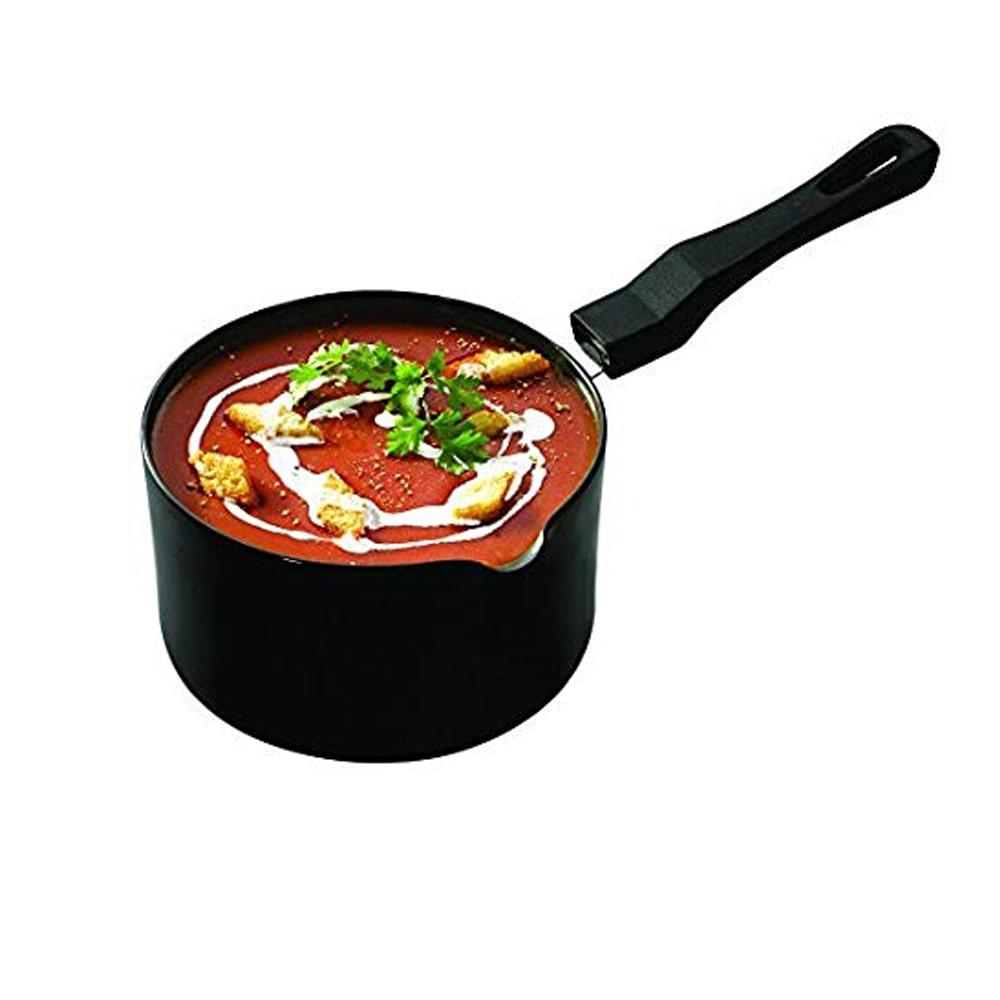 Usha Shriram sauce pan 1 L Hard Anodised sauce pot