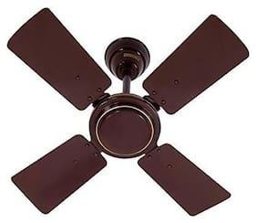 Usha Swift 600 mm Standard Ceiling Fan ( Brown , Pack of 1 )