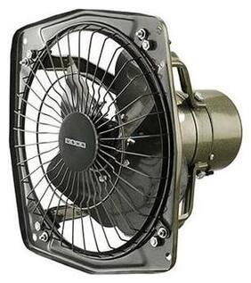 Usha TURBO DBB 230 mm Exhaust Fan - Metallic Grey