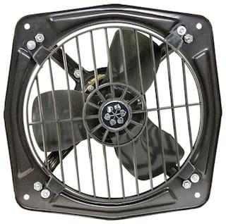 Usha TURBO JET DELUXE 300 mm Exhaust Fan - Metallic Grey