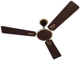 USHA Vetra 3 Blades (1200 mm) Ceiling Fan (Brown)