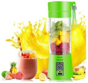 Vallaree USB Electric Fruit Juicer Multicolor
