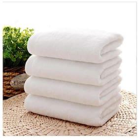 Valtellina 500 GSM Cotton 4 Piece Face Towel Set (30X30) RFT-007